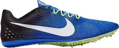 Nike Zoom Victory 3, Zapatillas con clavos de competición, Unisex, Azul (Hipercobalto