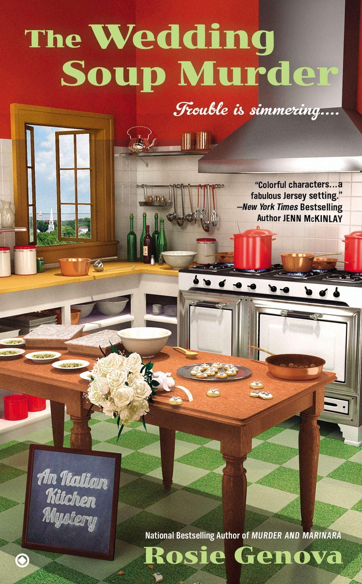 Download The Wedding Soup Murder (An Italian Kitchen Mystery) pdf epub