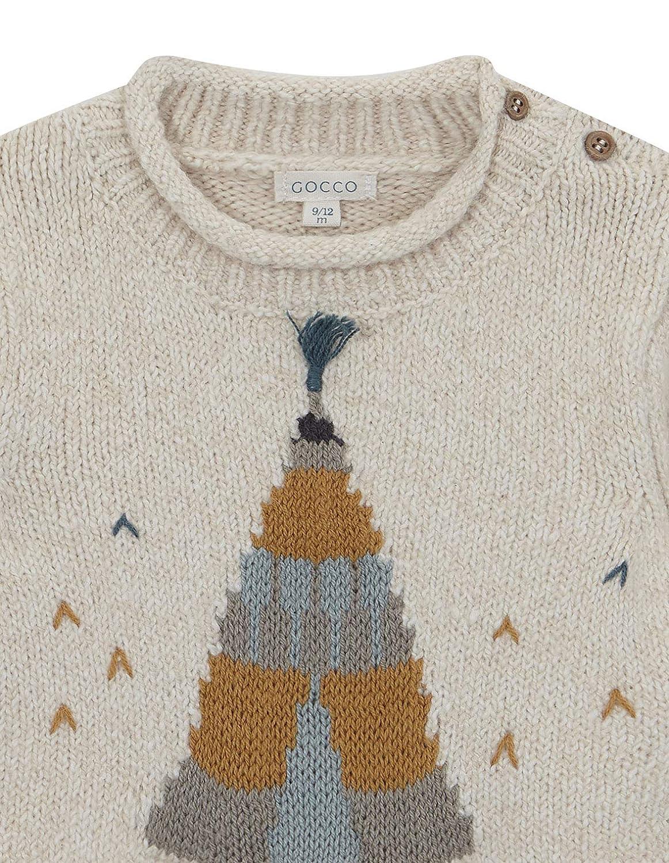 Gocco Jersey Intarsia Tipi Beb/és