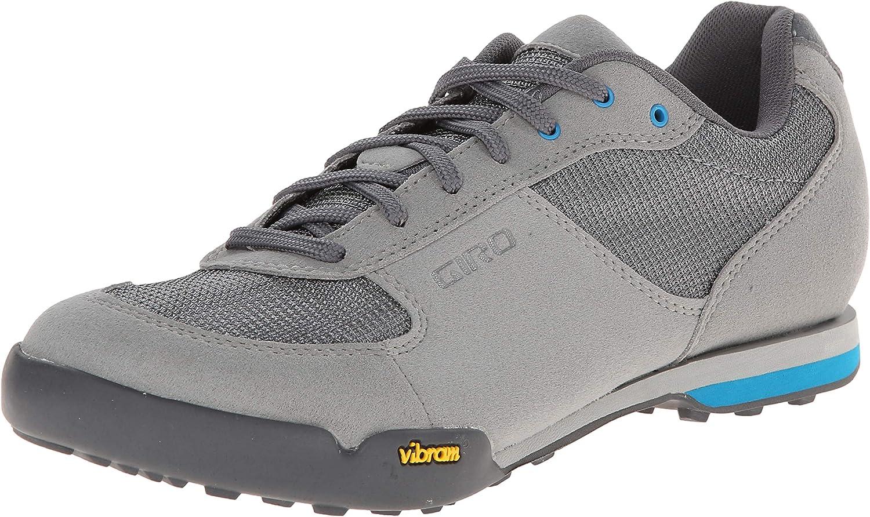 Titanium//Blue Jewel Giro Damen Petra VR Touring Schuhe