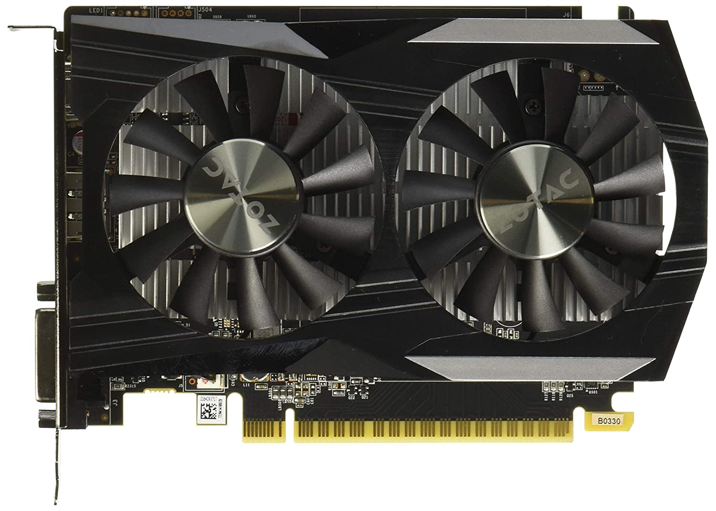 ZOTAC GeForce GTX 1050 Ti OC Edition 4GB GDDR5 Gaming Graphics Card *Parts*
