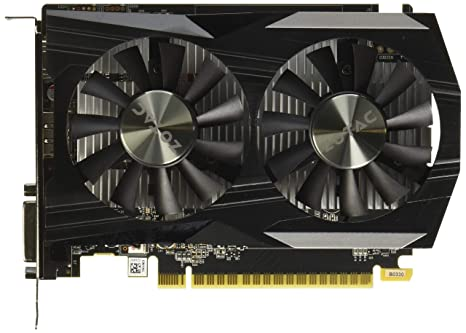 Zotac GeForce GTX 1050 Ti OC Edition NVIDIA GeForce GTX 1050 ...