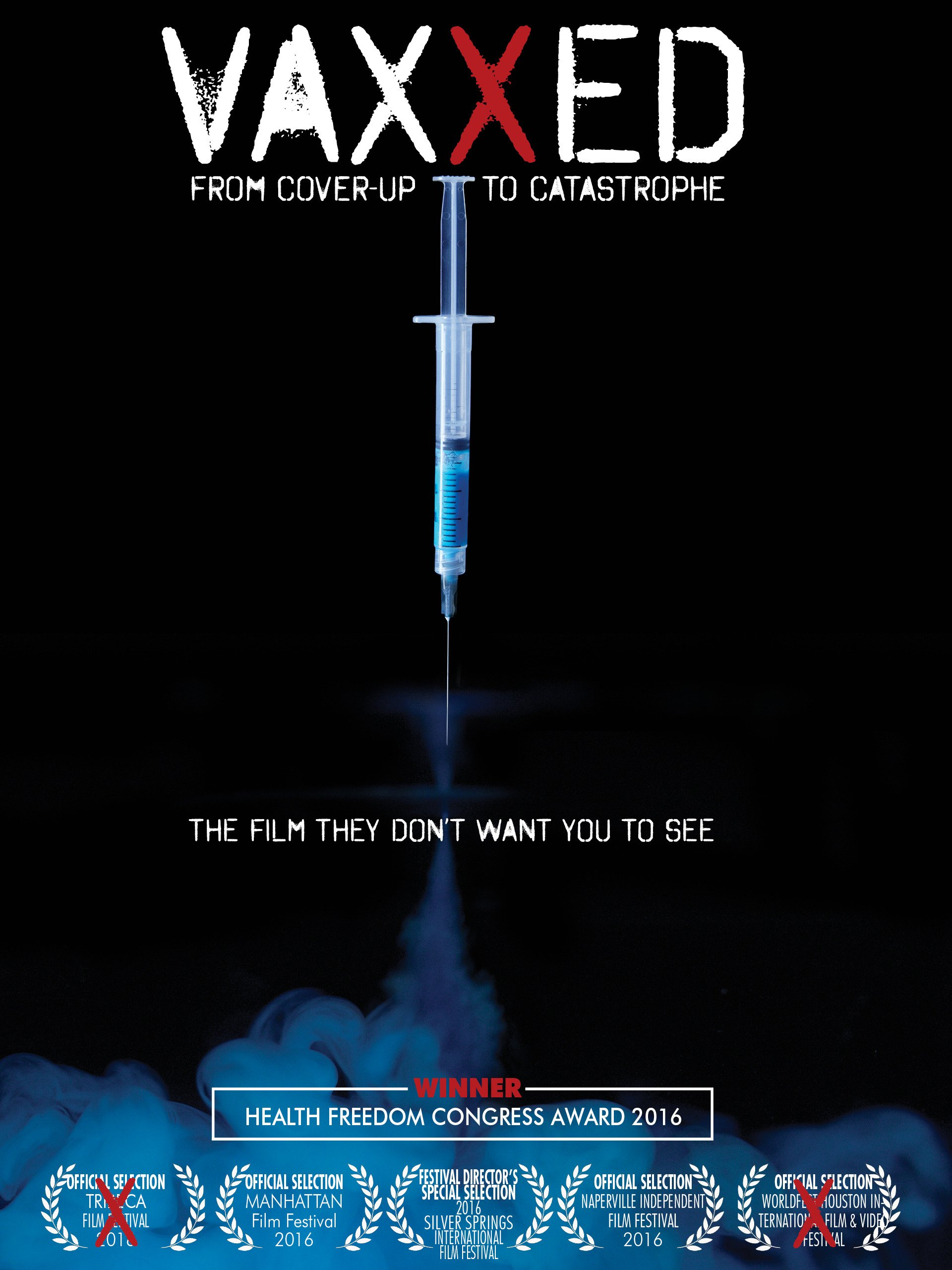 Amazon.com: Vaxxed: From Cover-Up to Catastrophe: Del Bigtree, Polly ...