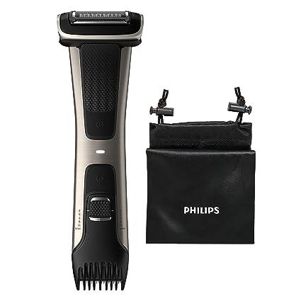 Philips Serie 7000 BG7025 15 - Afeitadora Corporal con Cabezal de Recorte y  de Afeitado 900b961e9169