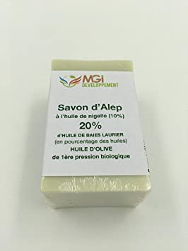 savon d'alep bio amazon