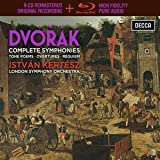 Dvorak: Complete Symphonies (9CD+Blu-Ray)
