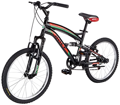 Frejus Full Sospensione 20 Bicicletta Da Mtb Full Susp Per Unisex