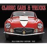 Classic Cars & Trucks 2018 Box Calendar