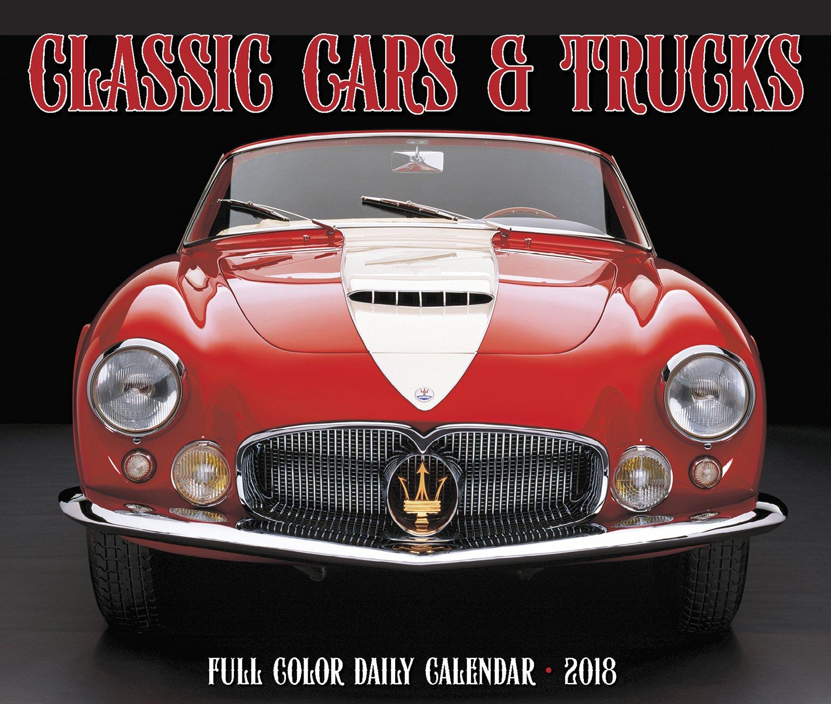 Classic Cars Trucks Calendar Willow Creek Press - Wisconsin classic car show calendar