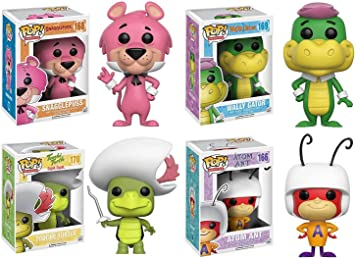 Funko POP! Hanna Barbera Mystery 6 Pack - Random Stylized Vinyl Figure Set NEW: Amazon.es: Juguetes y juegos