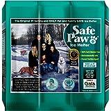 Safe Paw, Child Plant Dog Paw & Pet Safe Ice Melt, Vet Approved, 100% Salt Free, Non-Toxic, No Concrete Damage, Fast Acting F