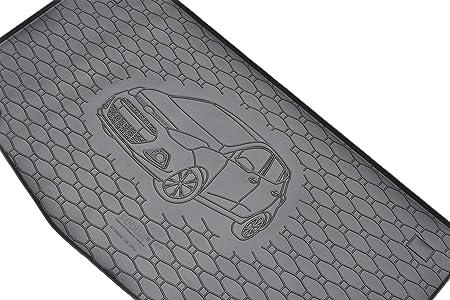 Passende Gummimatten Und Kofferraumwanne Set Geeignet Für Hyundai I10 Ab 2014 Ein Satz Auto