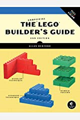 The Unofficial LEGO Builder's Guide, 2nd Edition Paperback