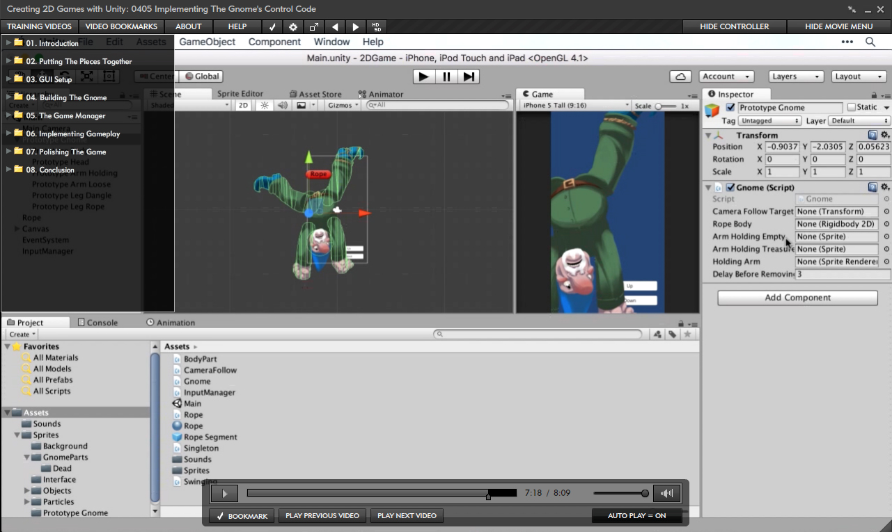 Amazon com: Creating 2D Games with Unity [Online Code]: Software