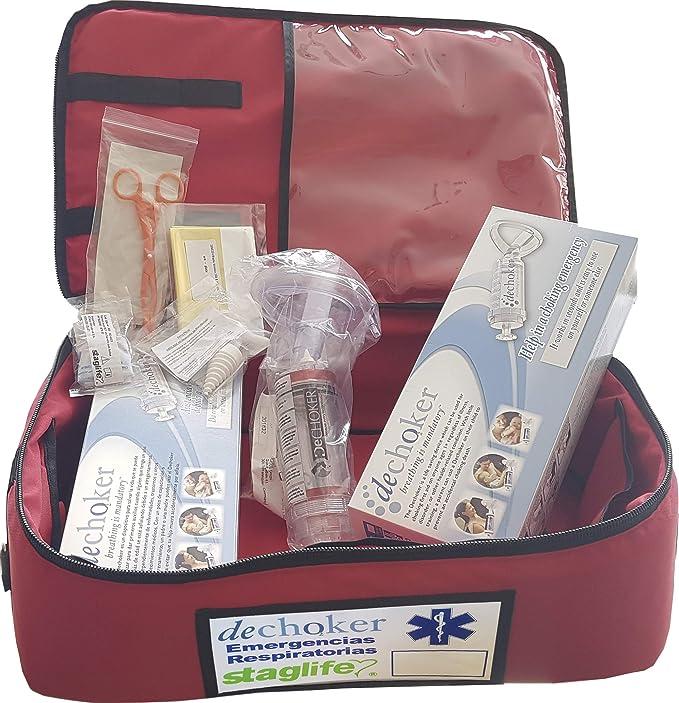 Kit Triple Antiatragamiento Dechoker: Amazon.es: Salud y cuidado ...