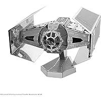 fascinations- Darth Vader's Tie Fighter Maqueta metálica 3D