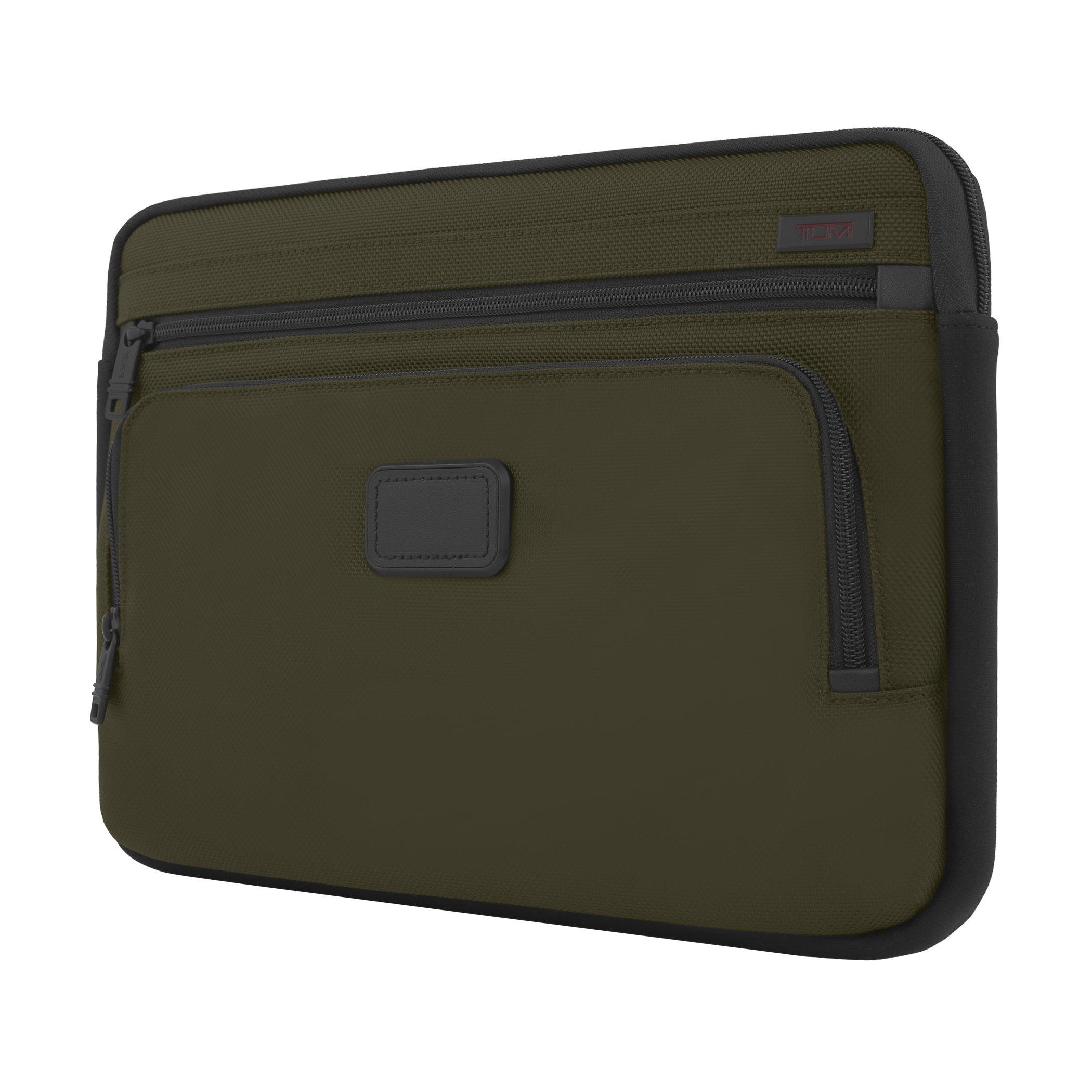 TUMI Laptop Cover for 13'' Laptops - Ballistic Nylon Olive by Incipio (Image #4)