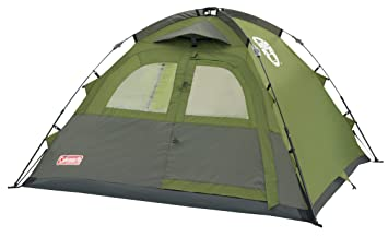 Coleman Weatherproof Instant Tourer Unisex Outdoor Dome Tent available in Green - 3 Persons  sc 1 st  Amazon UK & Coleman Weatherproof Instant Tourer Unisex Outdoor Dome Tent ...