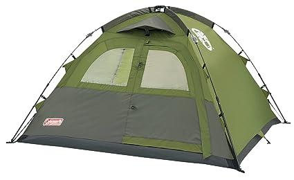 Coleman Instant Dome 3 - Tienda de campaña grün - grau Talla:tamaño único