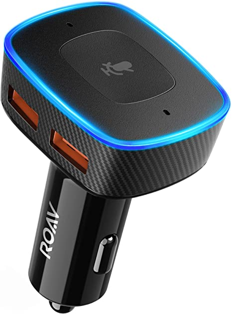 Amazon.com: Roav Viva - Cargador de coche con 2 puertos USB ...
