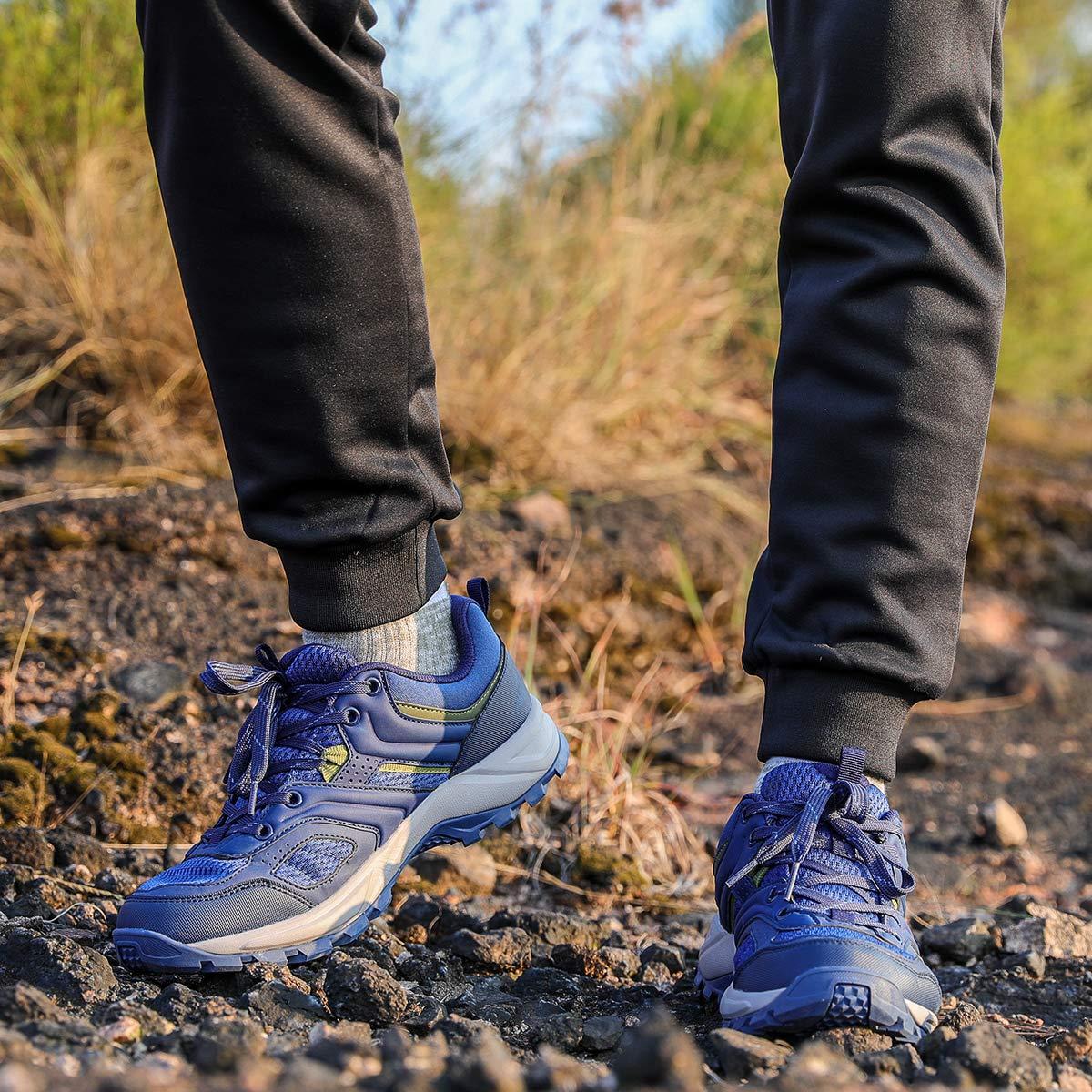 CAMEL CROWN Homme Chaussures de Randonn/ée Basses Baskets l/ég/ères pour Une randonn/ée /à Pied