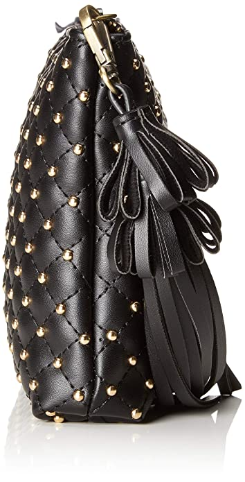 Lola Ramona - Bella, Carteras de mano Mujer, Negro (Black), 4x14x25 cm (B x H T): Amazon.es: Zapatos y complementos