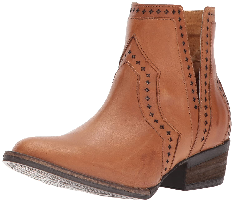 Very Volatile Women's Brescia Western Boot B06XHVWGWC 6 B(M) US|Tan