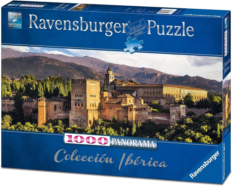 Ravensburger - La Alhambra Granada, Rompecabezas de 1000 Piezas ...