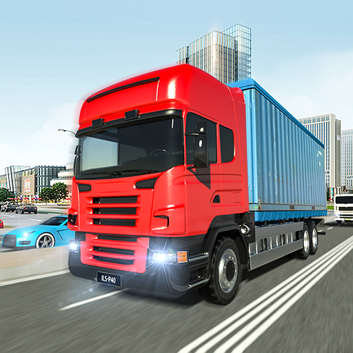 Cargo Transport Truck Driving Simulator Games