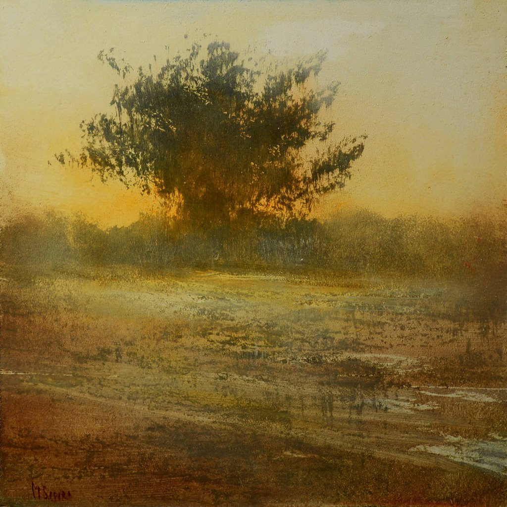 The Old Apple Tree 2 - Print - Oversize by