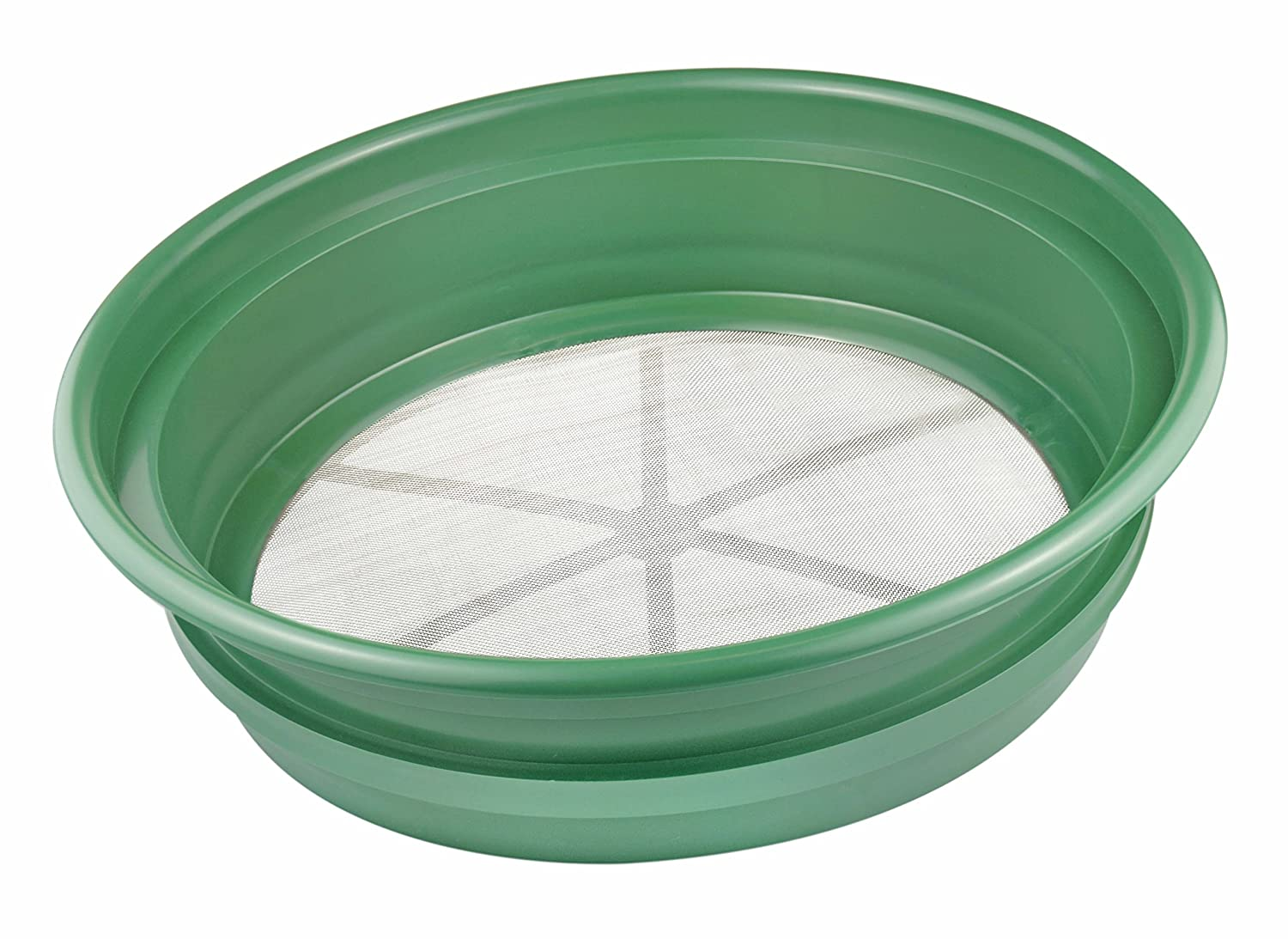 SE GP2-130 Sifting Pan(Mesh Size: 1/30-Inch, Wire Thickness: 0.30mm)