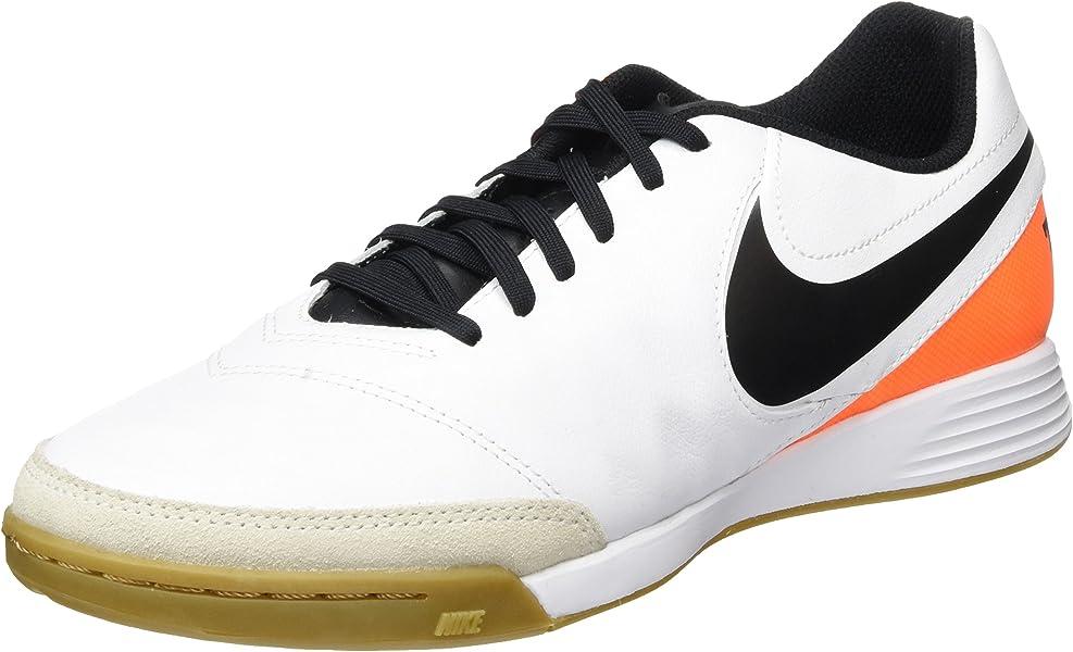 cc84e0797d345 NIKE Tiempo Genio II Leather IC Indoor Soccer Shoes - Amazon Mỹ ...