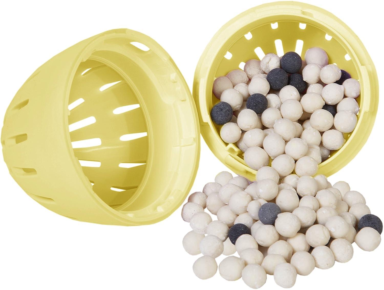 Ecoegg - Detergente ecolgico en perlas para lavar la ropa (hasta 720 lavados, sin aroma), diseo de huevo: Amazon.es: Salud y cuidado personal