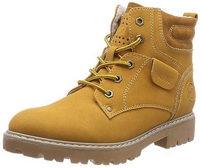 Marco Tozzi Cool Club 46272-21, Botines para Niñas: Amazon.es: Zapatos y complementos