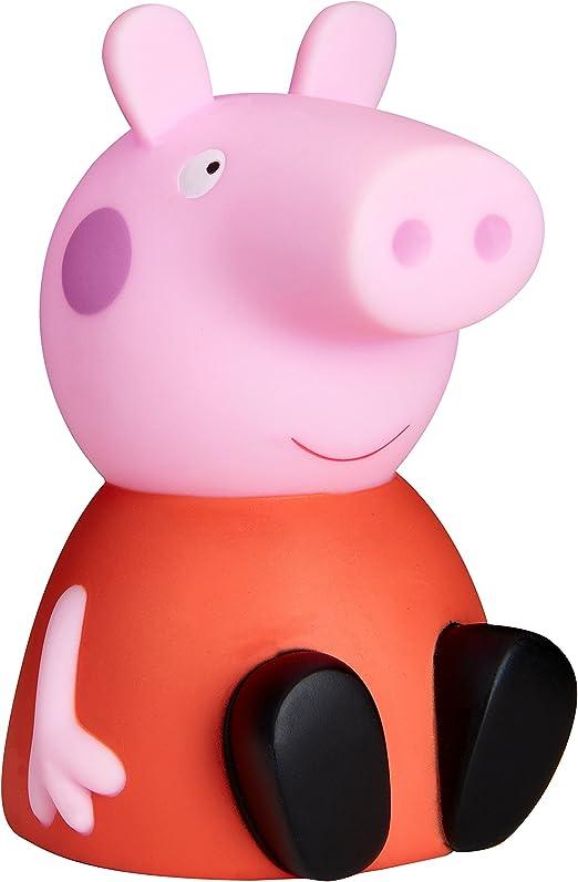 Peppa Pig - Luz nocturna para niños y linterna Buddy por GoGlow ...