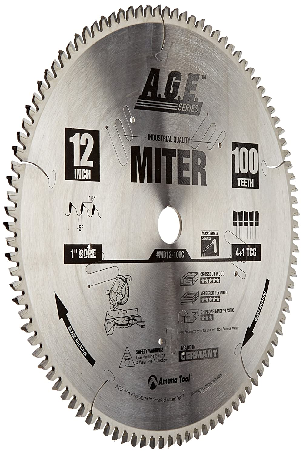Amana Heavy Duty Saw Blade