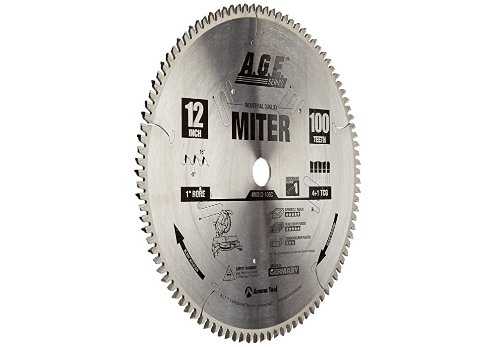 FAQs about miter saw blades