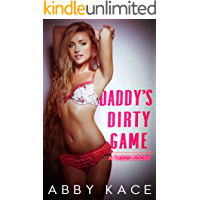 Daddy's Dirty Game: A Taboo Story (Sweet Brats Book 8) (English Edition)