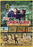 Kratt Bros. Be the Creature (First Season) National Geographic DVD