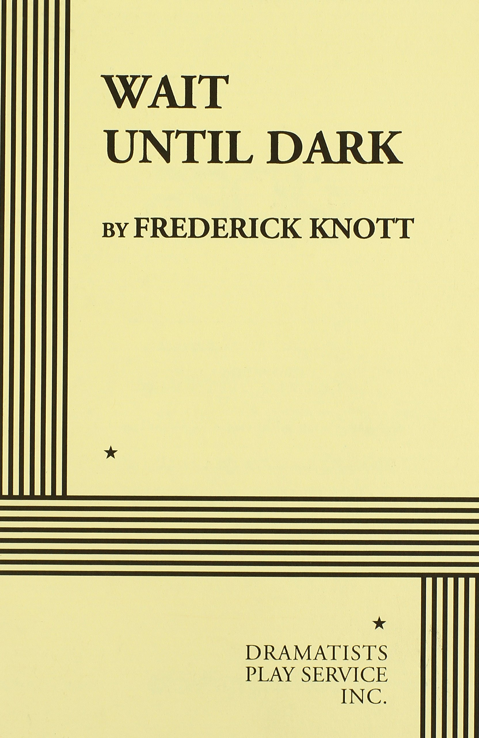 Wait Until Dark
