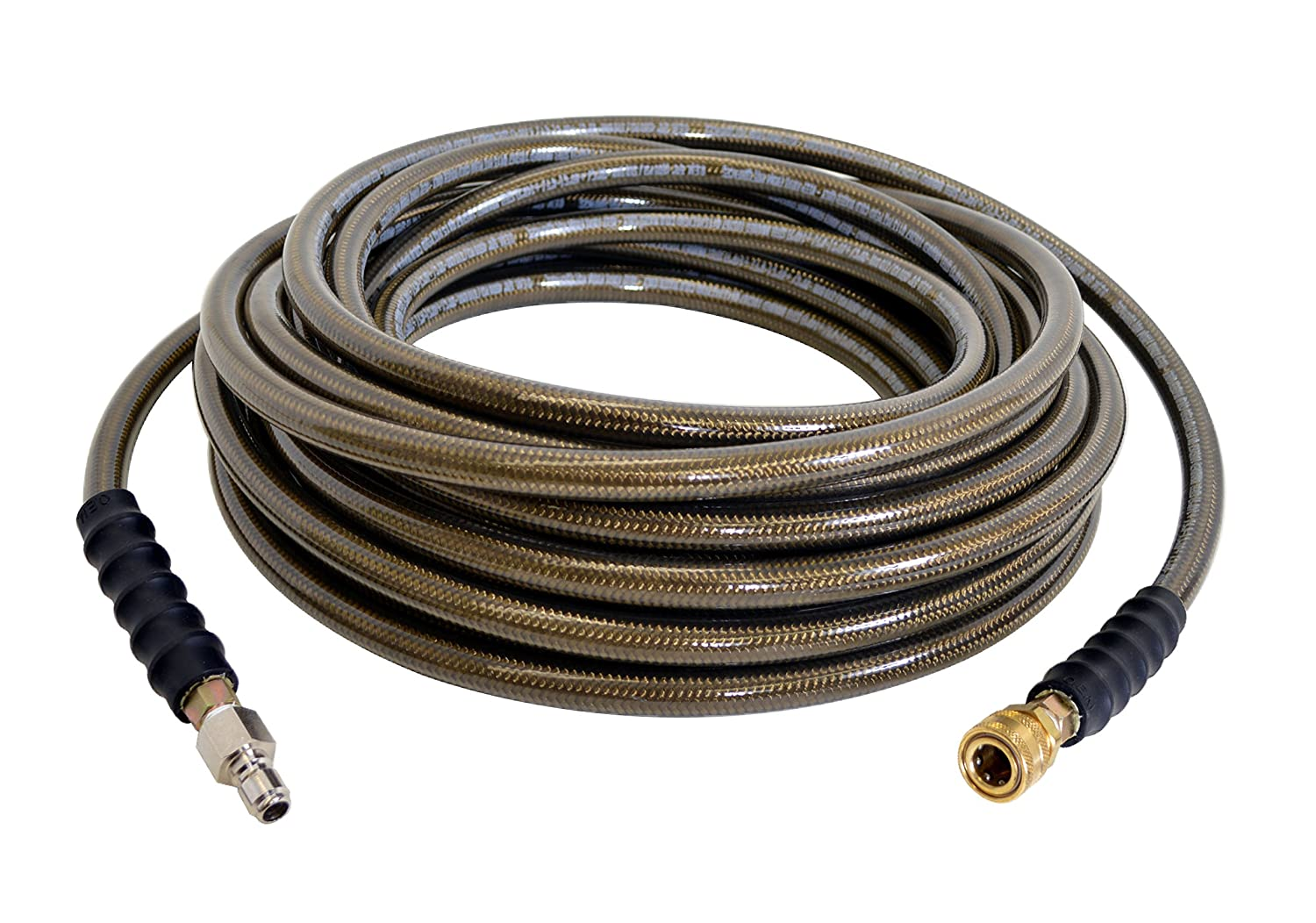"SIMPSON Cleaning Monster 41030- 3/8"" x 100' 4500 PSI Cold Water Replacement/Extension Hose"