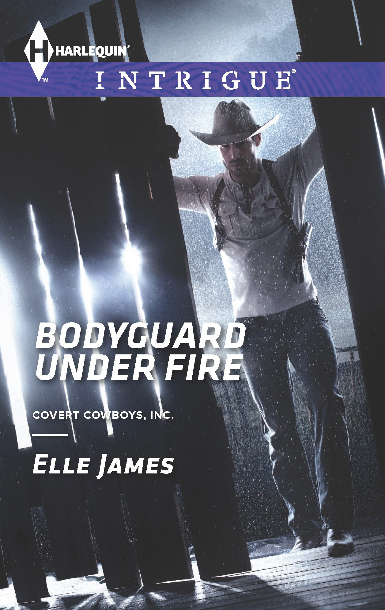 Download Bodyguard Under Fire (Covert Cowboys, Inc.) pdf epub