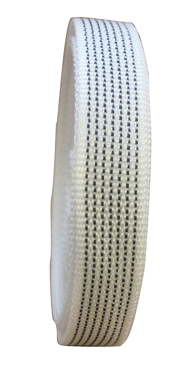 Schellenberg 36112 Cinghia per Avvolgibile Maxi, Grigio/Bianco