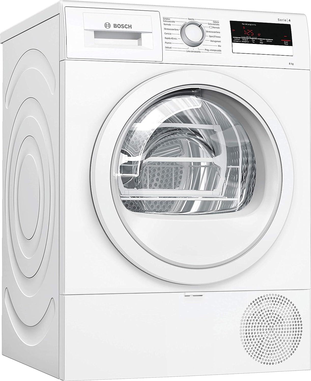 Bosch WTR85V18IT - Secador de ropa (8 kg): Amazon.es: Grandes ...
