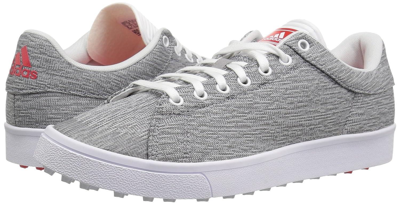half off 101d1 0e71e Zapatillas de golf Adidas Addross Classic para hombre Core Heather   Core  White   Hi-res Red S
