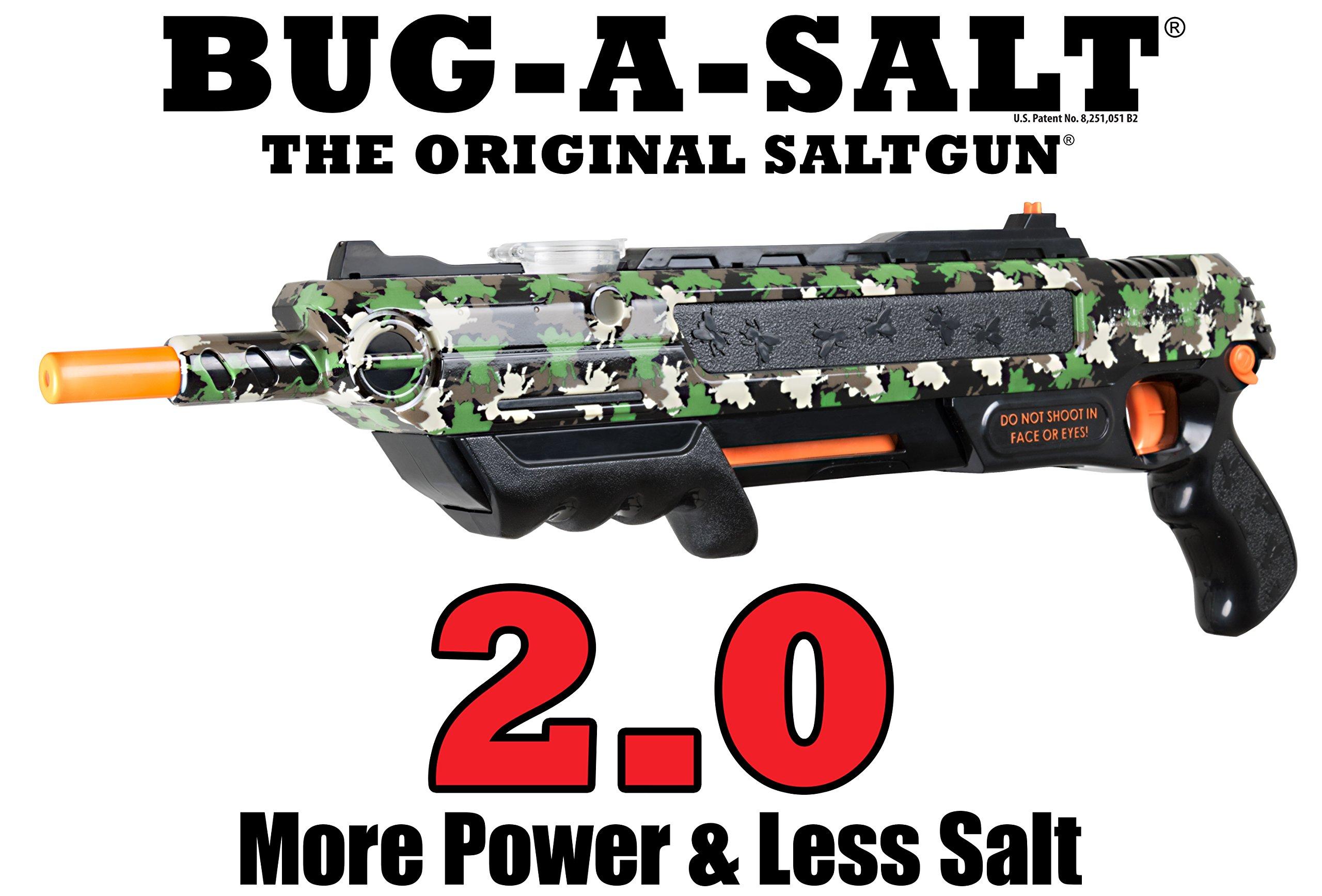 Bug-A-Salt Camofly 2.0 Insect Eradication Gun