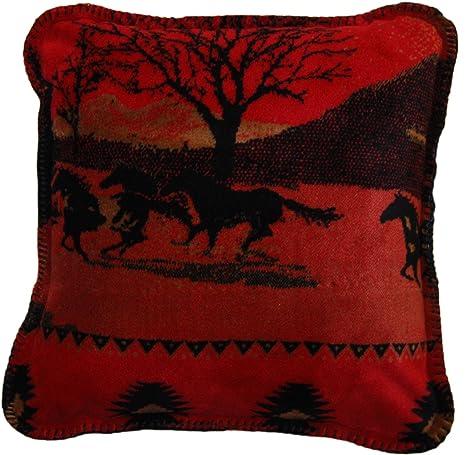 Amazon.com: DENALI Home Collection by Mont almohada cuadrada ...
