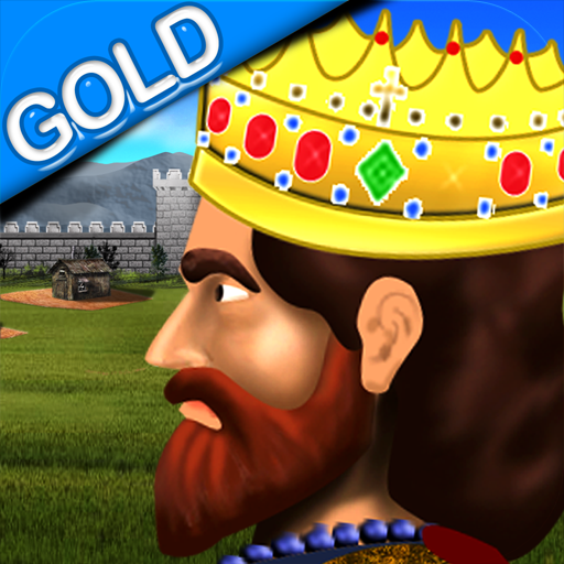 Costume Quest Gameplay (Game of Crowns : The Quest of the 3 Kings who want to Rules the Kingdom - Gold Edition)