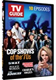 TV Guide: Cop Shows of the '70s (S.W.A.T. / Police Woman / Starsky & Hutch / The Rookies / Charlie's Angels)