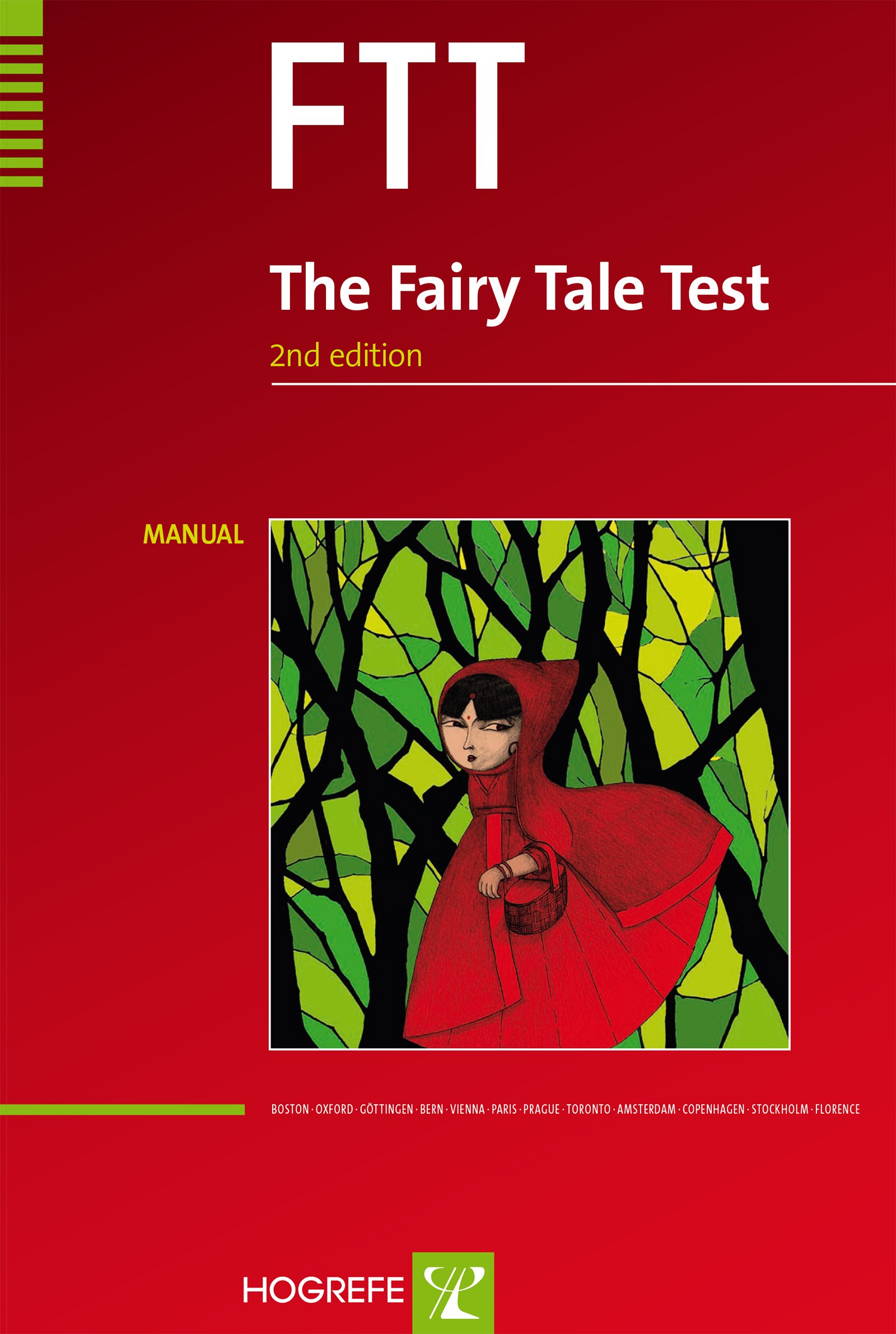 How to better understand the feelings of a child: a test of fairy tales